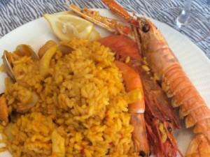 Menú diario en Alcorcón