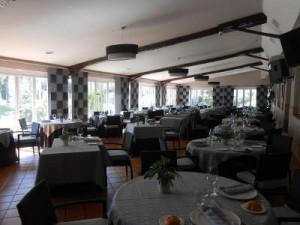 Restaurante en Alcorcón Casa Santa Cruz Parque de los Castillos