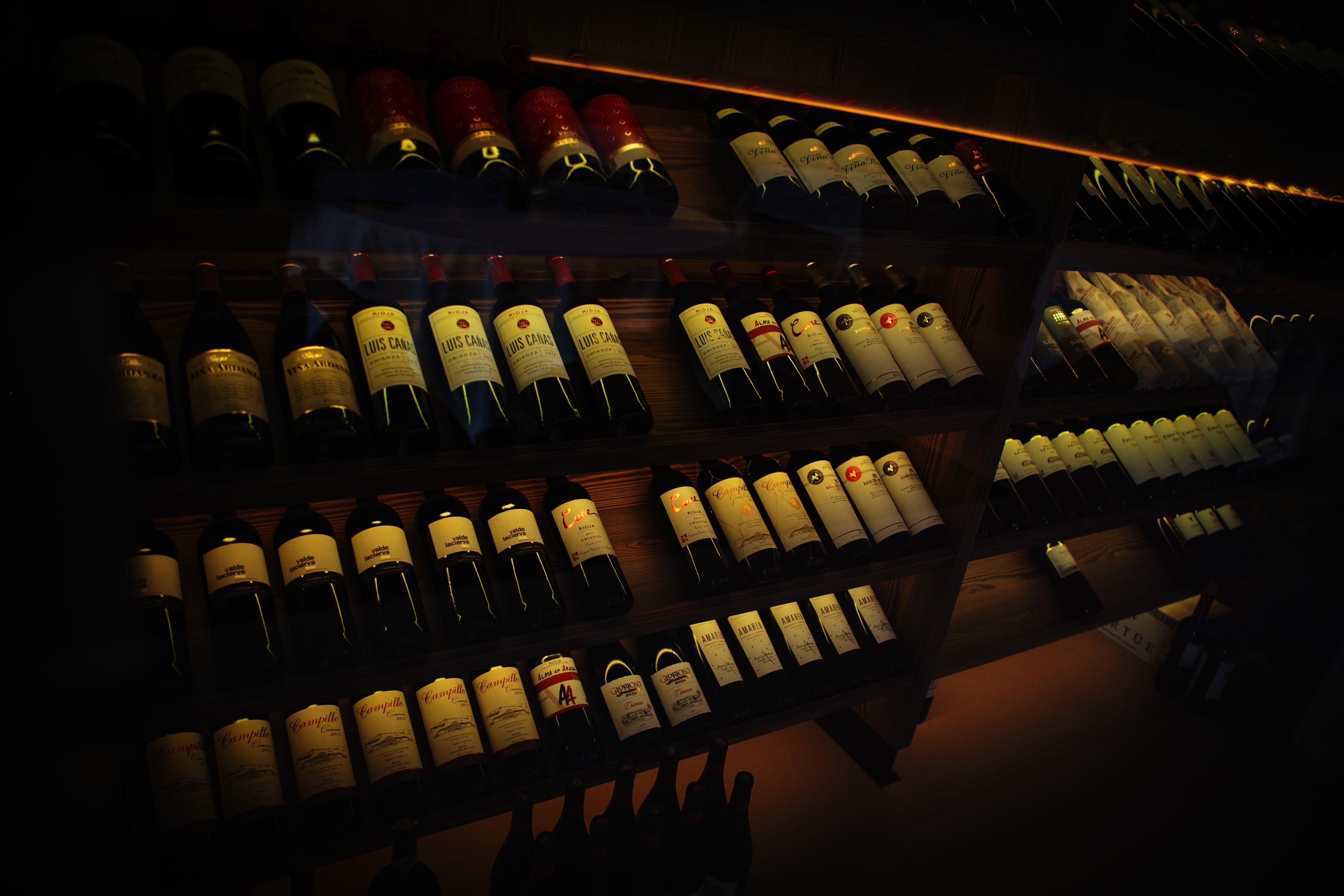 Vinoteca en Alcorcón Restaurante Santa Cruz
