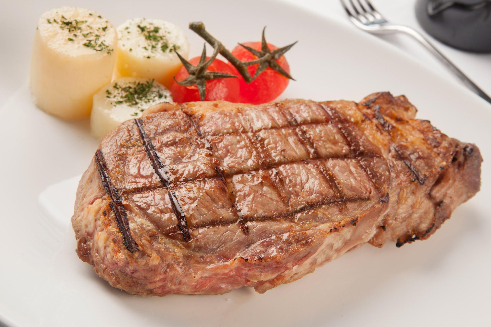 Menú Carnes en restaurante Casa Santa Cruz de Alcorcón