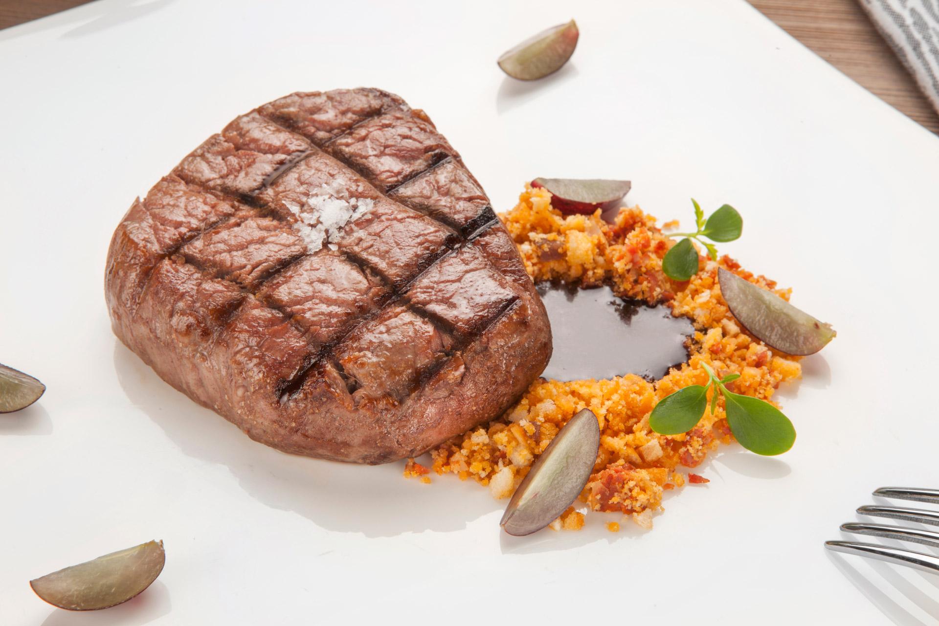 Comer el mejor Solomillo en Alcorcón Restaurante Casa Santa Cruz